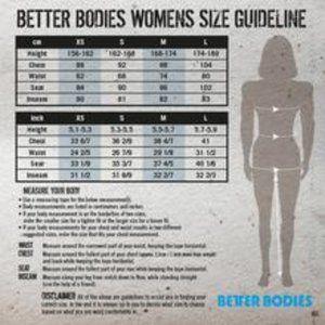 BETTER BODIES Tops - Better Bodies Sugar Hill Bra Graphite Melange